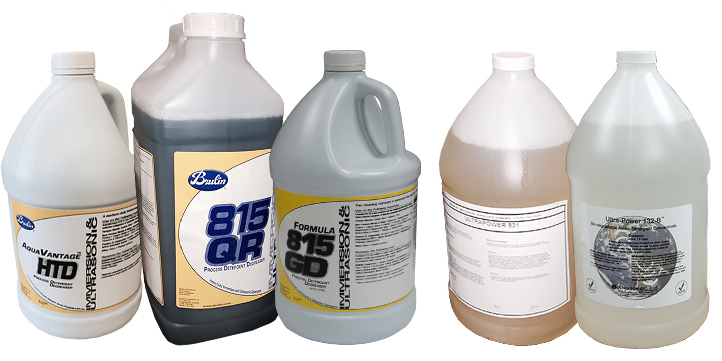 Ultrasonic Cleaning Solutions