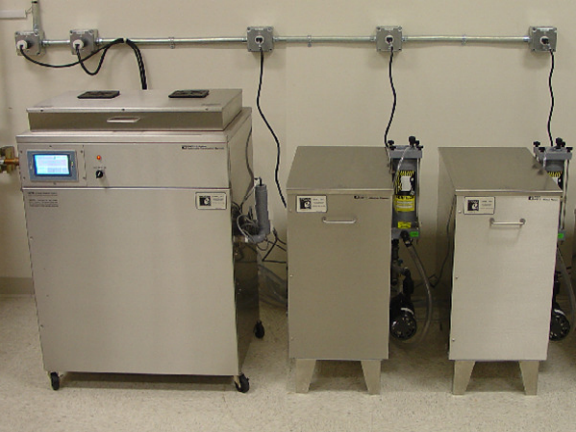 Automatic Ultrasonic Parts Cleaner