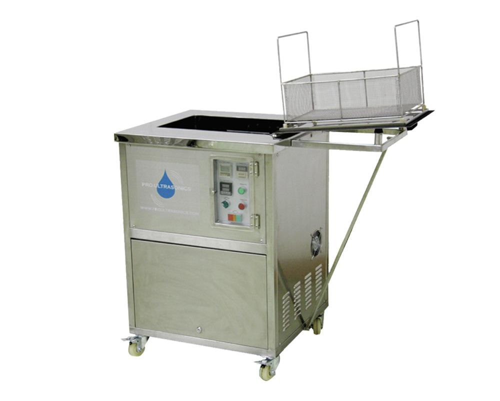 Ultrasonic Washing Machines