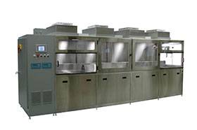 Ultrasonic Tanks
