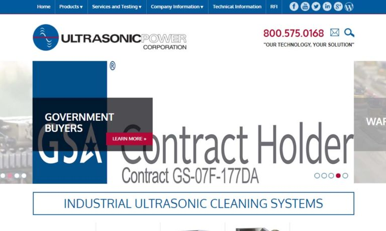 Ultrasonic Power Corporation