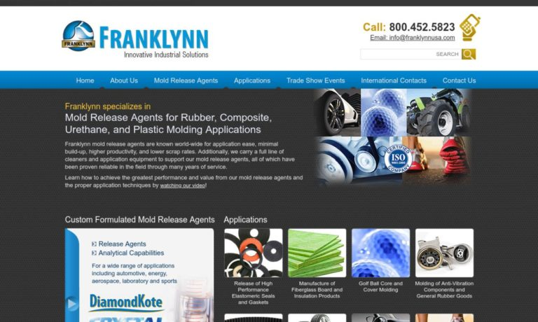 Franklynn Industries Inc.