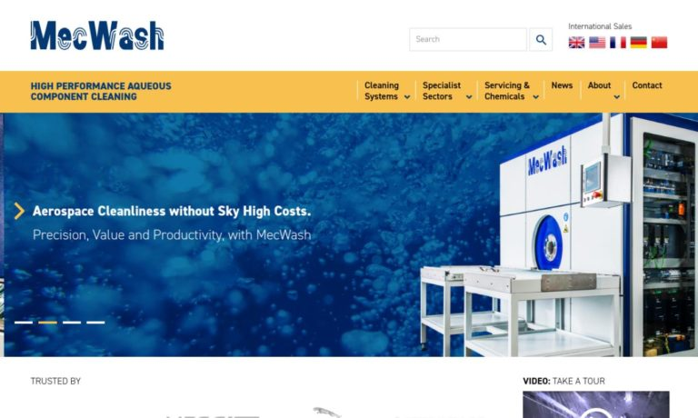 MecWash Systems Limited