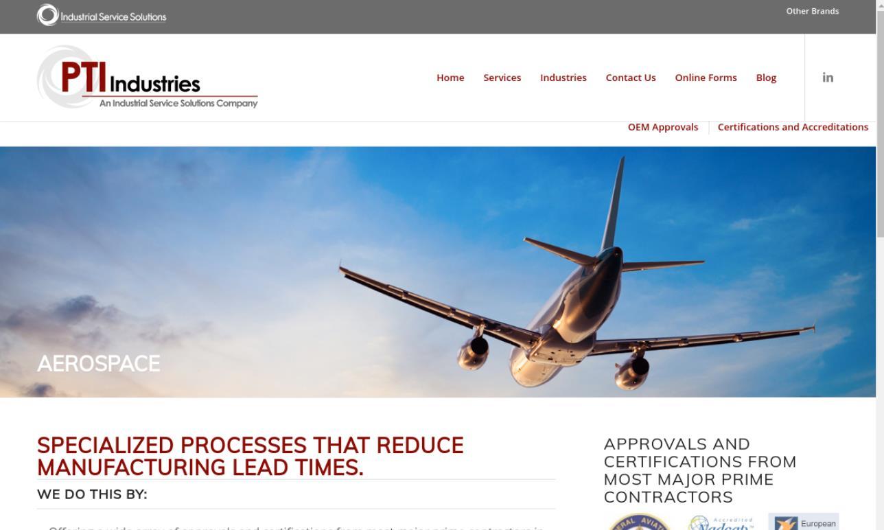 PTI Industries, Inc.
