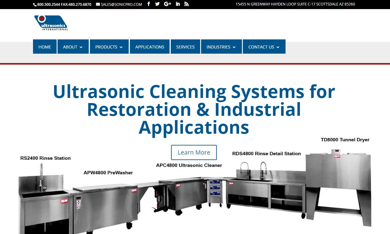 Ultrasonics International Corporation