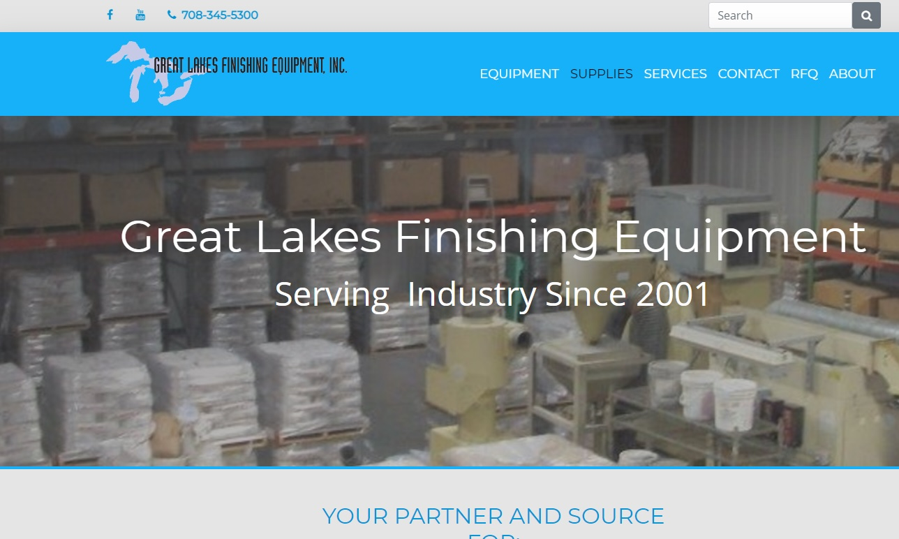 Great Lakes Finishing Equipment
